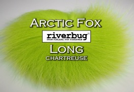 RiverBug / Beggar Fox materials. Color Chartreuse. Good for any kind of salmon and trout flies. #putkiperho #tubefly #tubfluga #flytying #finn #finnlures #finland #riverbug #ketunkarva #foxfur #hotfoxfur #chartreuse