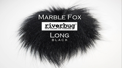 Marble Fox Black