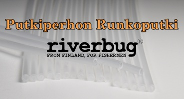 Body Tube for Tube Flies - Clear - RiverBug