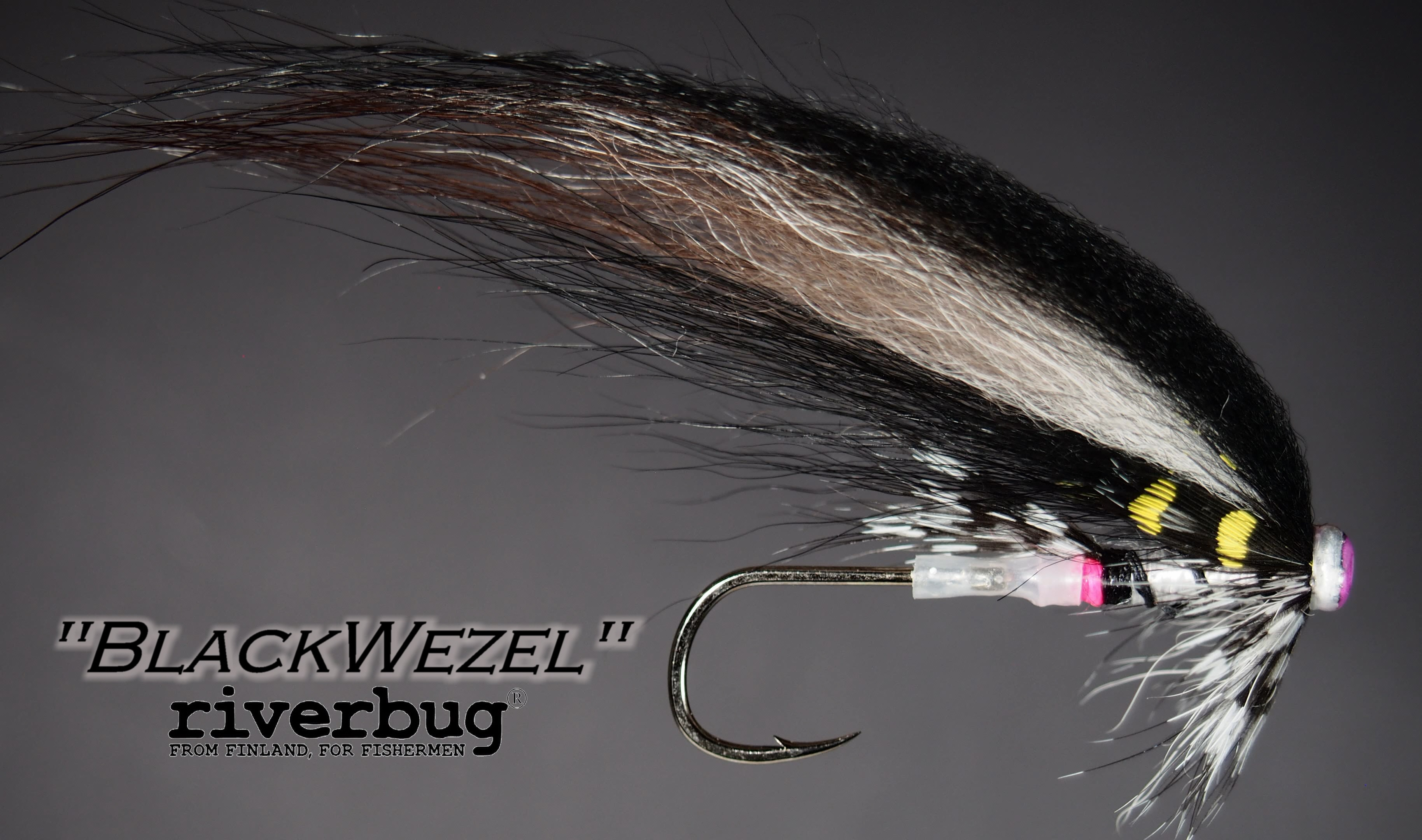 Putkiperho - Tube Fly - Tubfluga by RiverBug