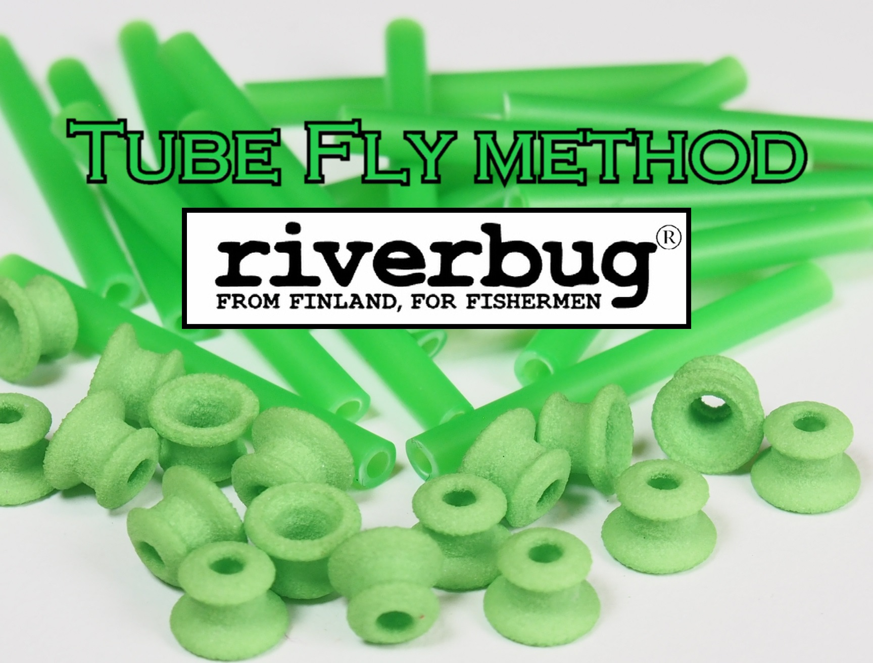 Tube Fly Sleeve byg RiverBug - Version 2.0 - Putkiperhorunko