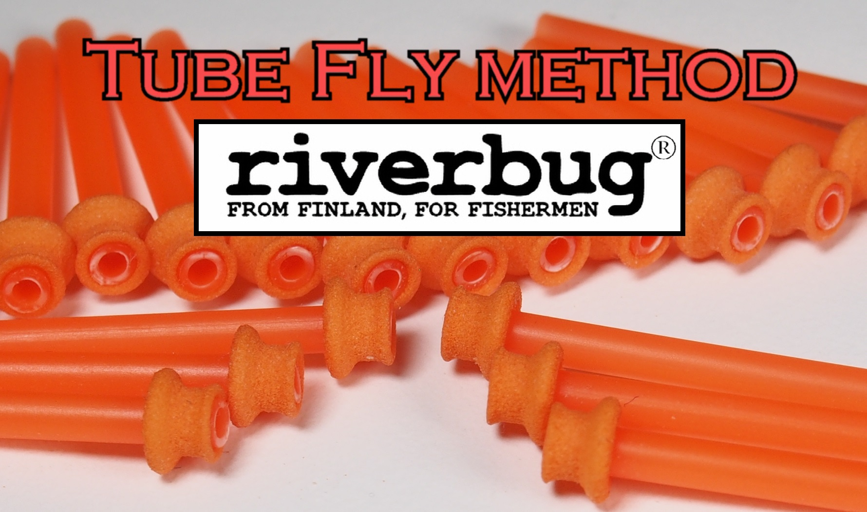 Tube Fly Sleeves by RiverBug - Putkiperho - Materiaalit