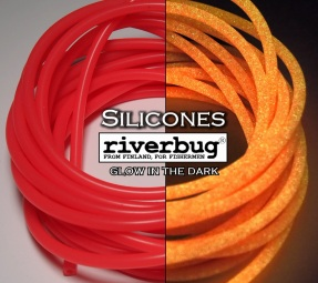 Silicone Tube - Silikoniputki - Silikonslang by RiverBug