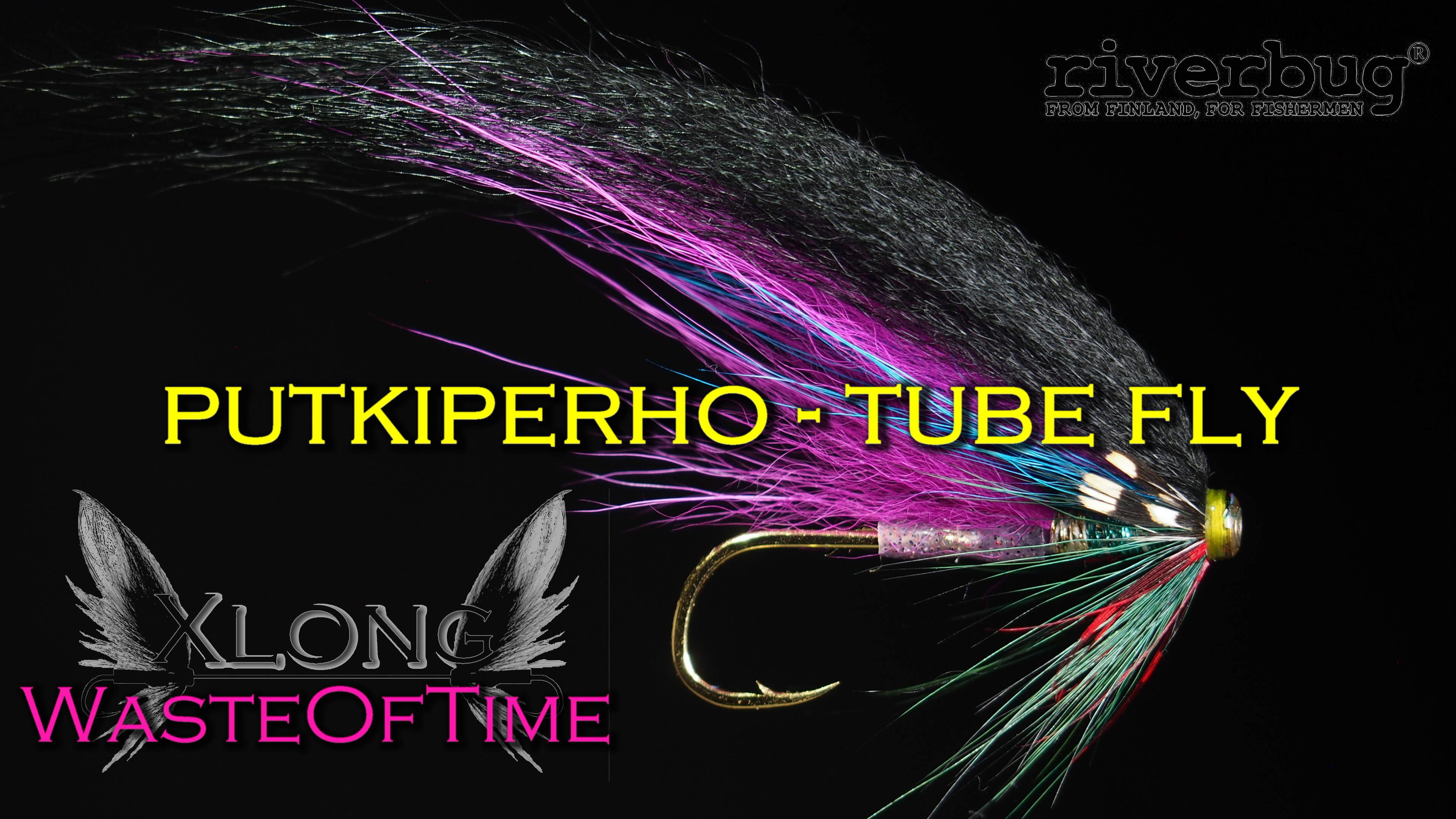 RiverTube - Putkiperho - Tube Fly