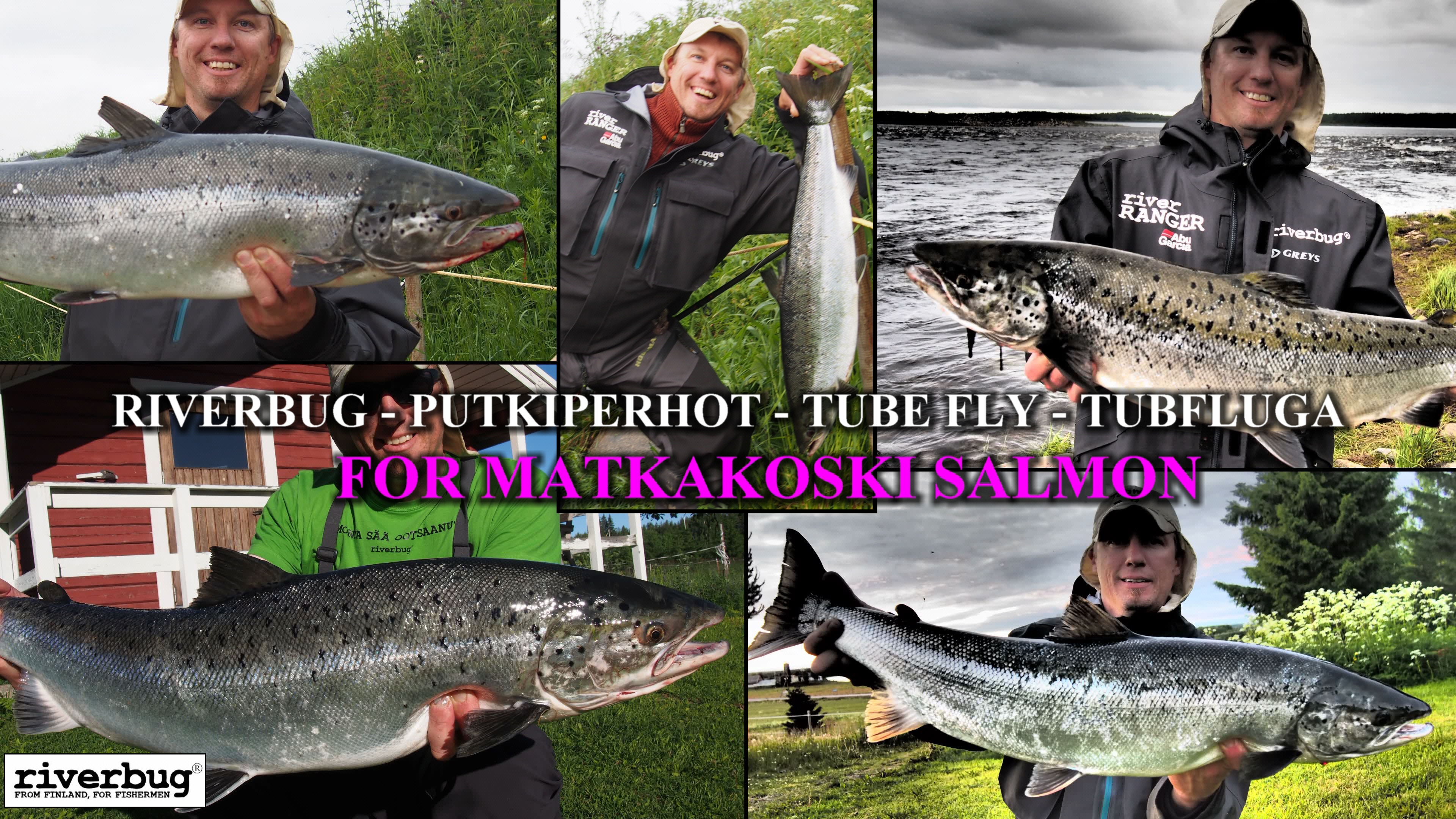 Season 2019 were the best ever for RiverBug Tube flies in Matkakoski. Here´s some test results by River Ranger. #matkakoski #lohi #riverbug #putkiperhot #perhonsidonta #merikoski #boden #rivertube #merikoski #oulu