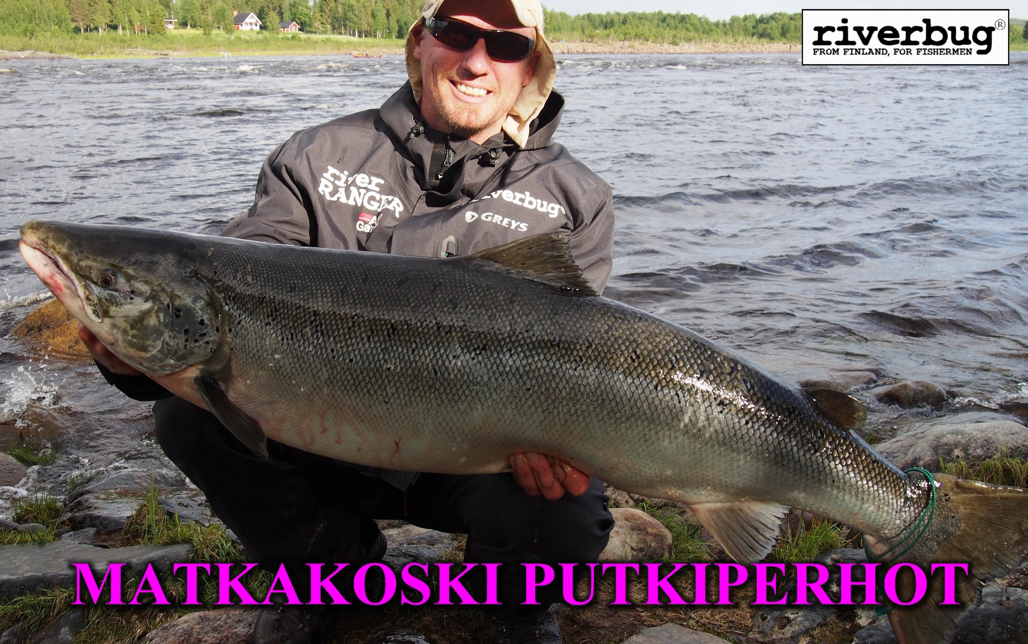 PUTKIPERHOT for Matkakoski salmon by RiverBug tube flies. #matkakoski #putkiperhot #riverbug #lohi #lohiperho #tornionjoki #salmon #flytying #tubfluga